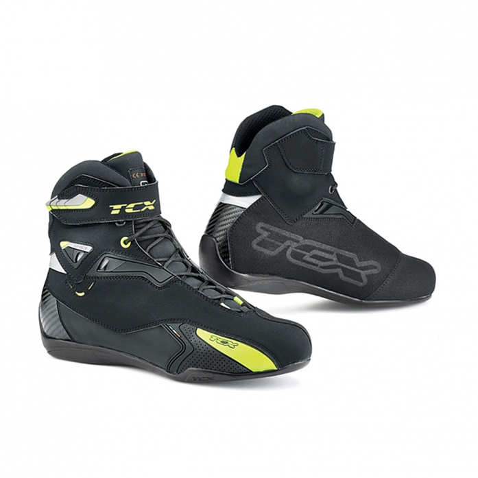 TCX RUSH WP BK/YELLOW FLUO (방수) Boots