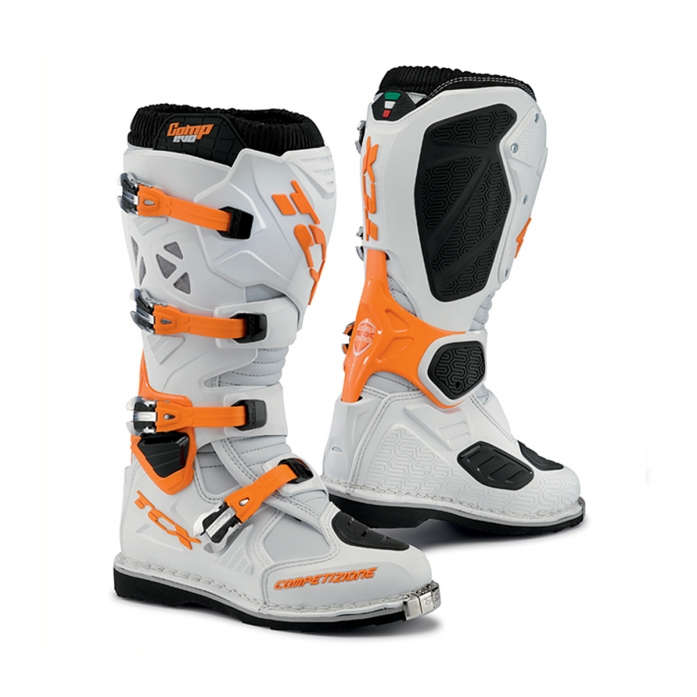 TCX COMP EVO BOOTS - orange