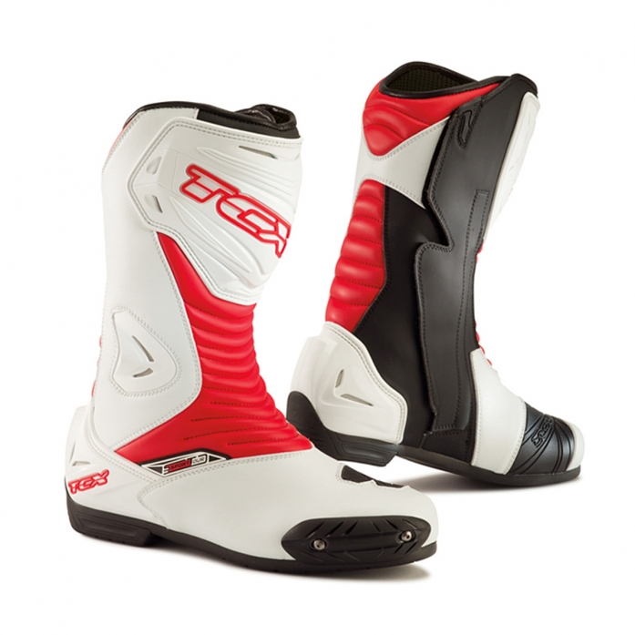 TCX S-SPORTOUR EVO (WHITE-RED)