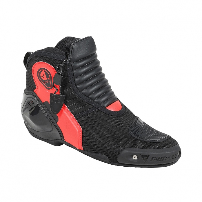 DYNO D1 BLACK/FLUO-RED
