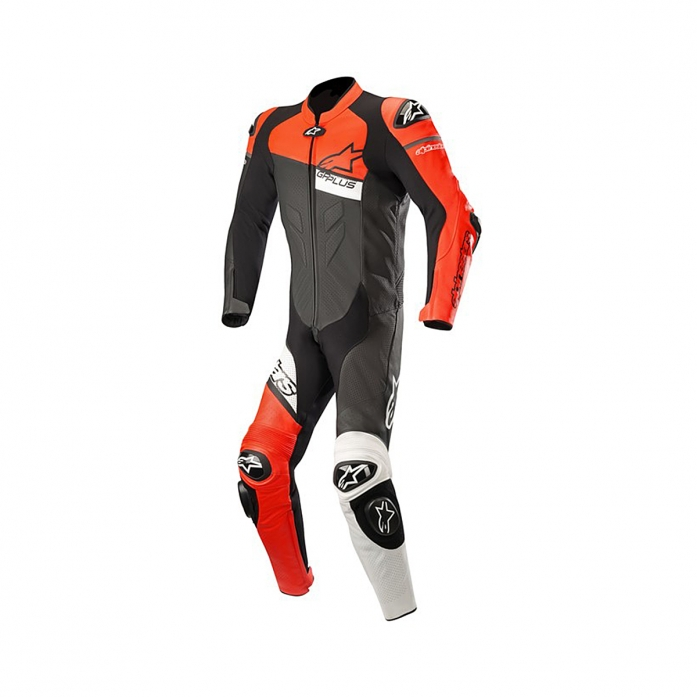 알파인스타즈 GP PLUS VENOM 1PC LT SUIT B/RF/W