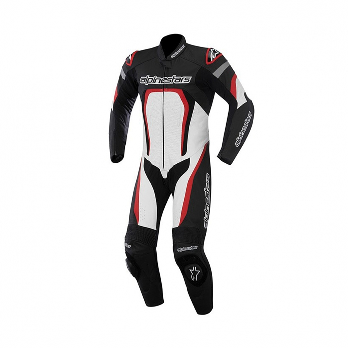 알파인스타즈 15 MOTEGI LT SUIT BLACK/WHITE/RED