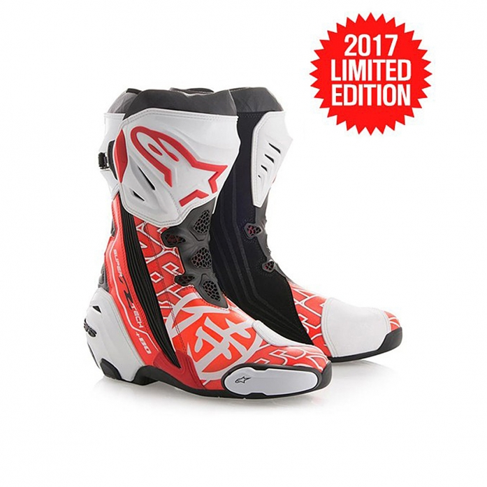 LIMITED EDITION SAMURAI SUPERTECH R BOOT
