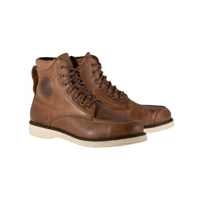 OSCAR MONTY RIDING SHOES BROWN