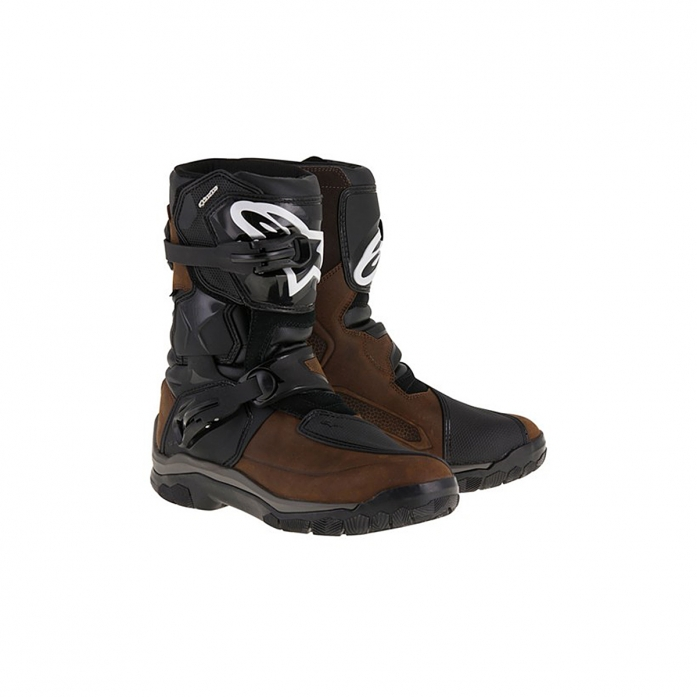 BELIZE DRYSTAR® BOOTS OILED LEATHER BROWN/BLACK