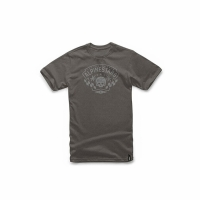 알파인스타즈 FIRST ORDER TEE CHARCOAL HEATHER