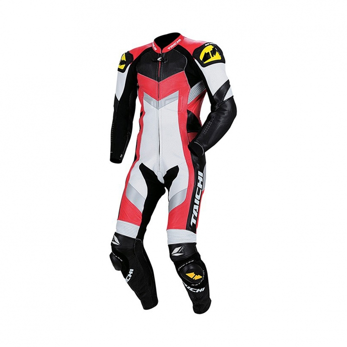NXL102 GP-MAX R102 LT SUIT WHITE/RED