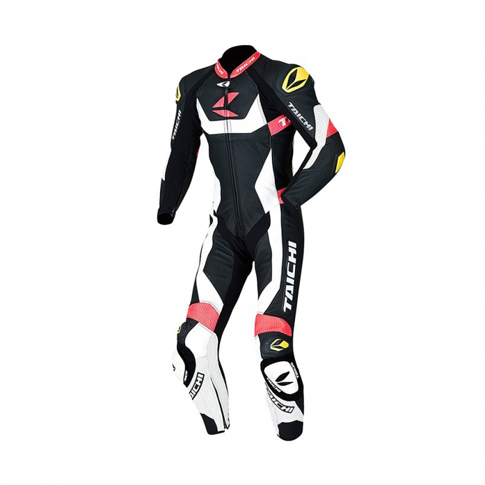 NXL304 GP-WRX R304 LEATHER SUIT NEON/RED ★LIMITED COLOR★