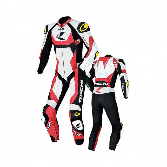 NXL304 GP-WRX R304 LEATHER SUIT RED