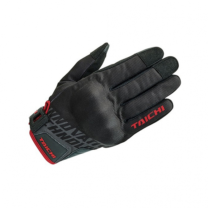 RS타이치 RST437 URBAN AIR GLOVE BLACK/RED