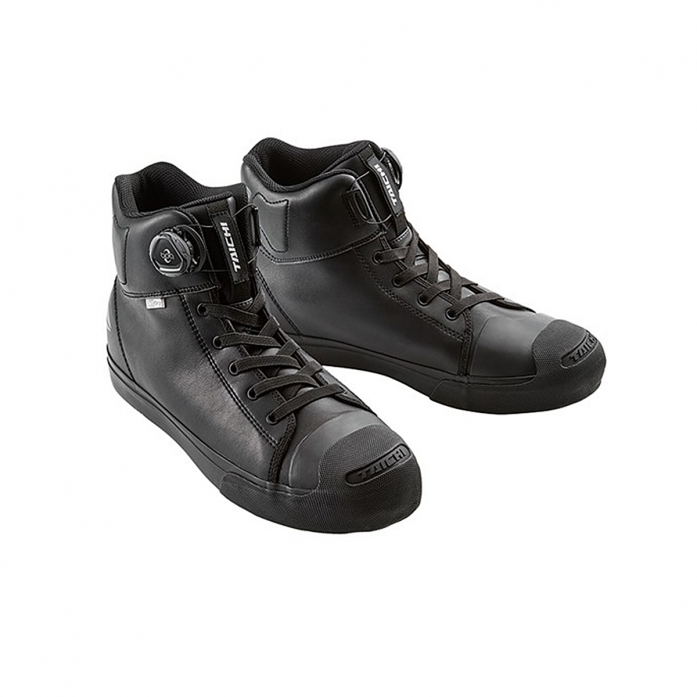 RSS009 OUTDRY BOA RIDING SHOES ALL BLACK