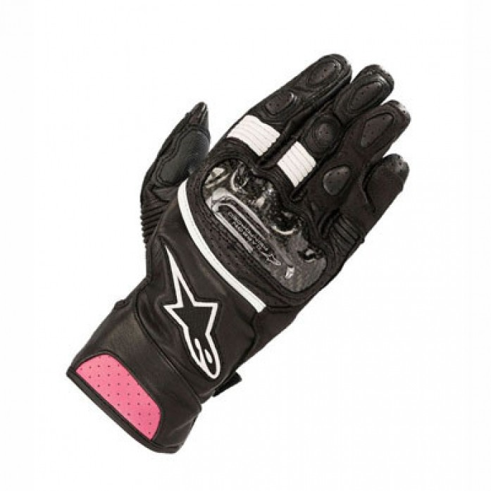 알파인스타즈 STELLA SP-2 V2 GLOVES BLK/FUCHSIA
