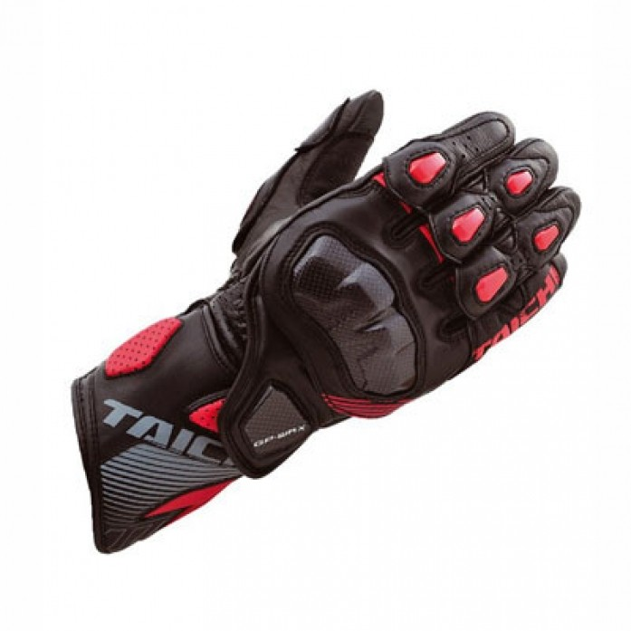 RS타이치 NXT052 GP-WRX RACING GLOVES (여성) BLACK/RED