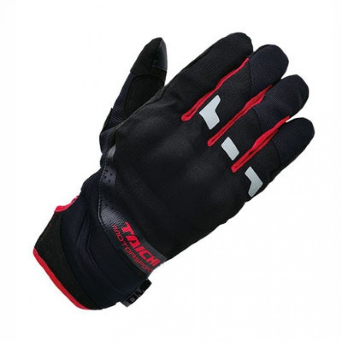 RS타이치 RST608 STEALTH WINTER GLOVE BLK/RED
