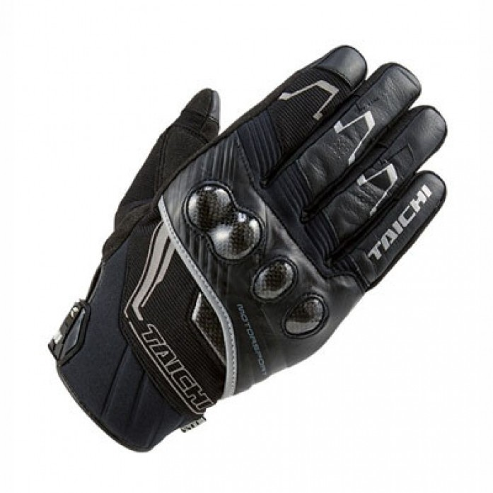 RS타이치 RST631 CARBON WINTER GLOVE REFLECTIVE BLK