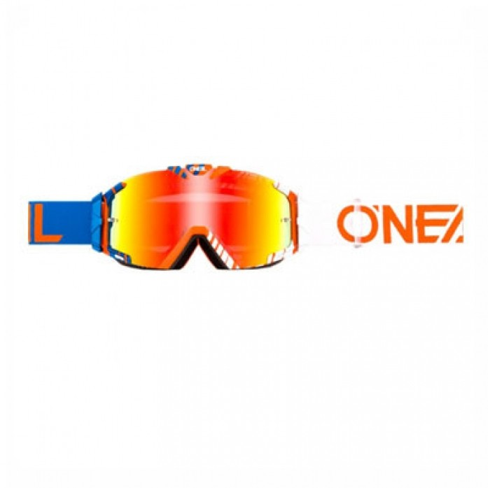 O`Neal 2019 B-30 Goggle BLUE/WHITE/ORANGE(오닐 비-써티 고글)