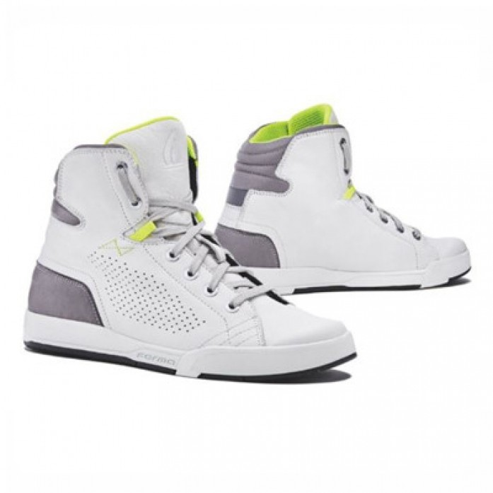 FORMA SWIFT FLOW (WHITE-GREY) BOOTS