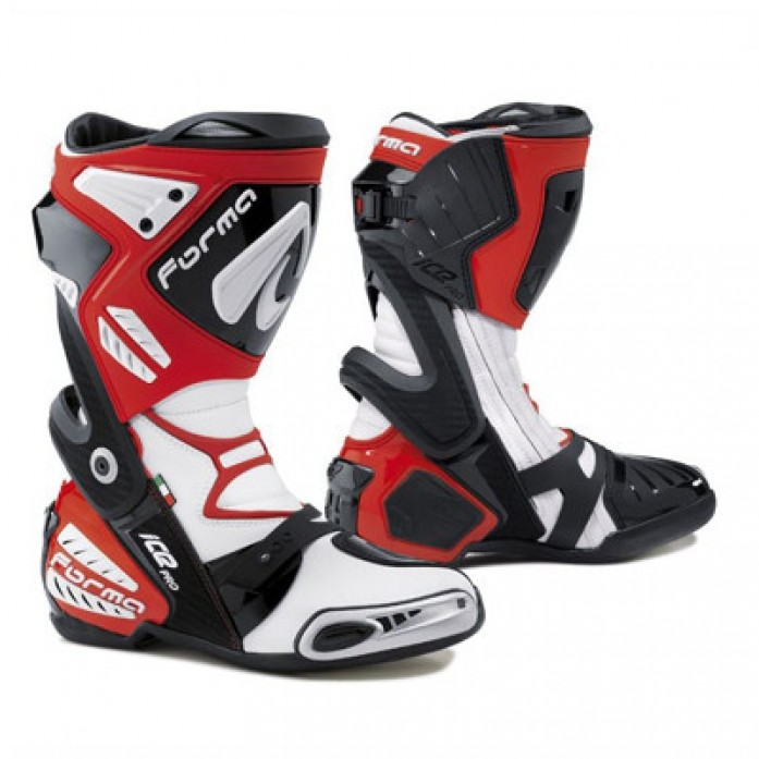 FORMA ICE PRO RACING BOOTS(레드)