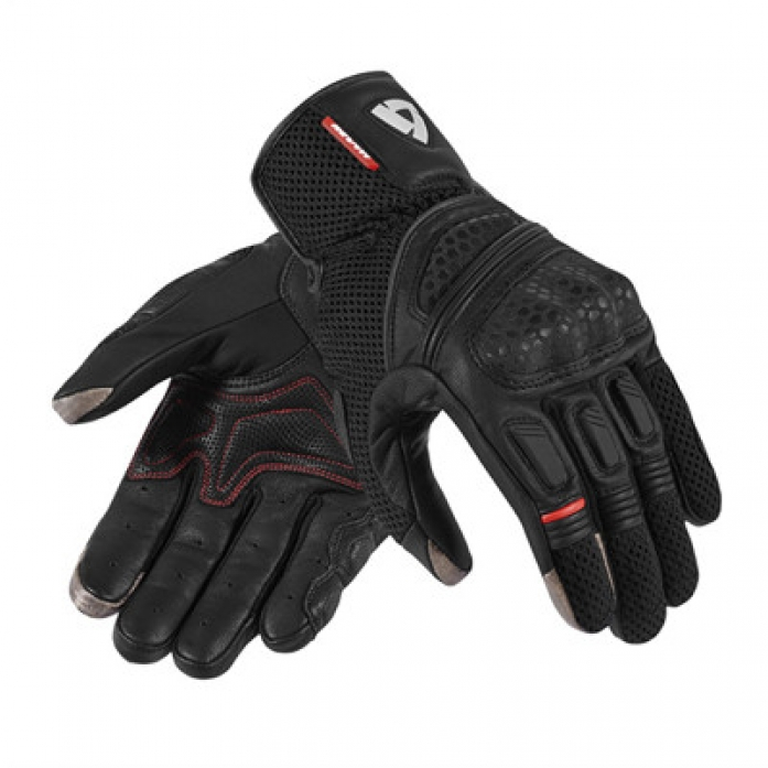 레빗 REV'IT DIRT2 GLOVE BLACK