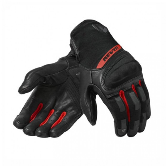 레빗 REVIT STRIKER 3 GLOVE  BLK/RED