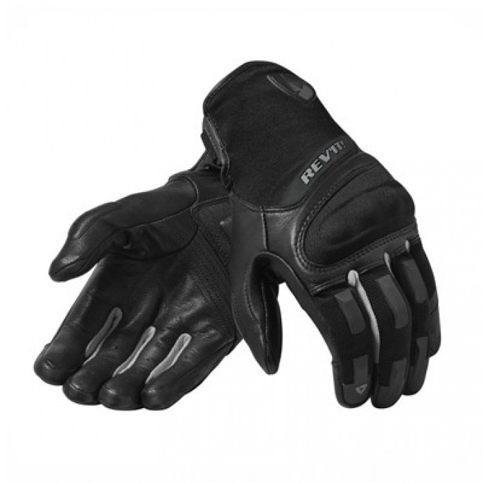 레빗 REVIT STRIKER 3 GLOVE  SIL/BLK