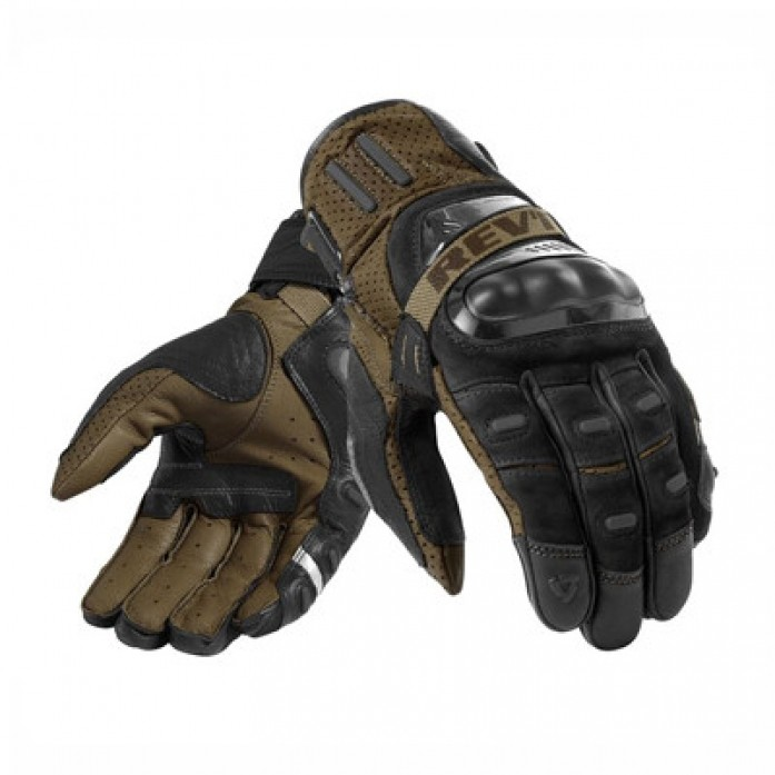 레빗 REV'IT CAYENNE PRO GLOVE BLK/SAND