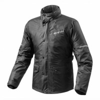 레빗 나잇릭2 레인 자켓 (REV'IT NITRIC2 RAIN JACKET BLACK)