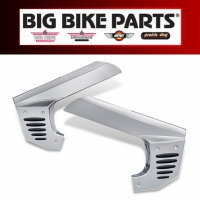 Bigbikeparts(빅바이크파츠) HONDA(혼다) '01~'17 GL1800 Frame Cover with Rubber Insert(프레임 카바)52-724
