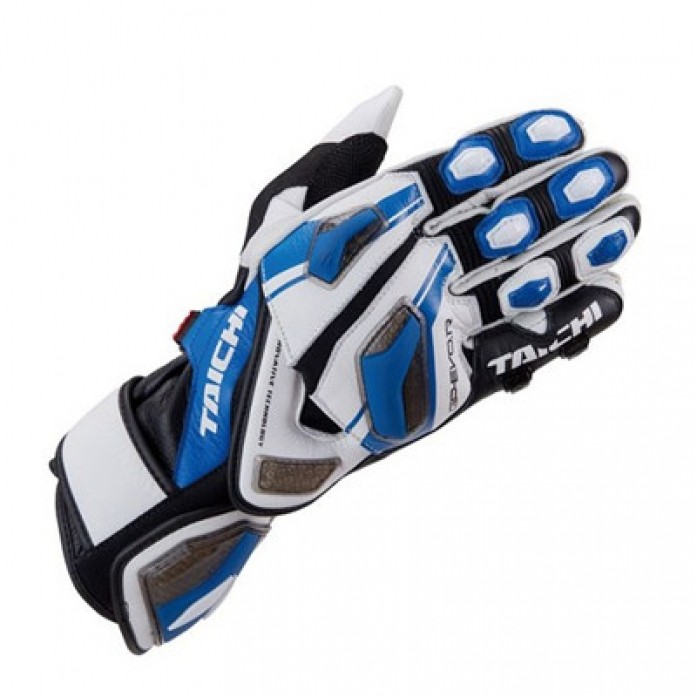 RS타이치 NXT055 GP-EVO R RACING GLOVE  BLUE
