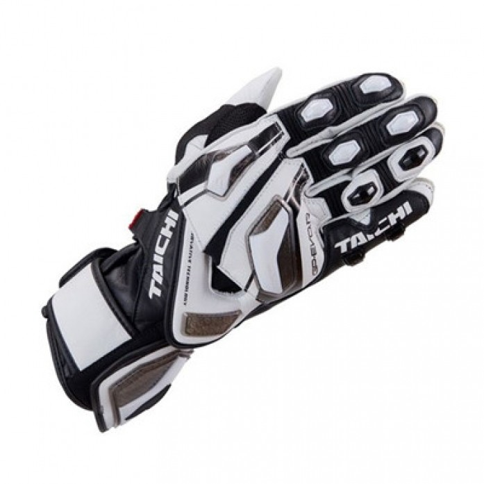 RS타이치 NXT055 GP-EVO R RACING GLOVE  WHITE