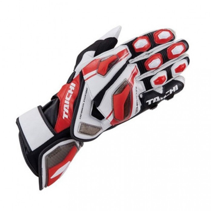RS타이치 NXT055 GP-EVO R RACING GLOVE  RED