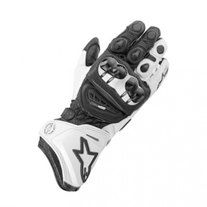 알파인스타즈 13 GP PRO GLOVE BLACK/WHITE