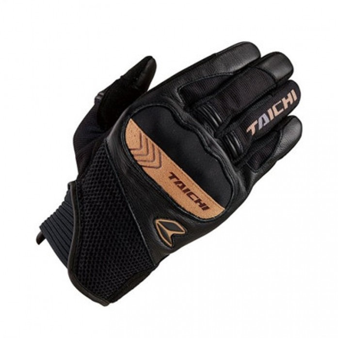 RS타이치 RST446 SCOUT MESH GLOVE BLACK/GOLD